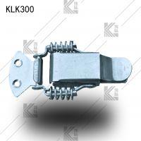 凯陆 不锈钢锁扣 工业搭扣 防松 弹簧卡扣 双弹簧搭扣
