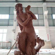 玻璃钢仿真女人屁股洗手池雕塑定做裸体女子洗脸盆湖南雕塑厂家