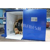 供应粤鲜四季豆真空预冷机BFVC-500KG 可以延长蔬菜保鲜期