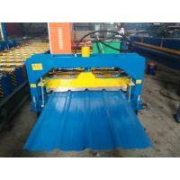 地鑫供应840型压瓦机 彩钢瓦成型 金属板材成型设备