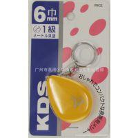 日本KDS京都牌耐磨钢卷尺 RA06-20 迷你2米礼品卷尺