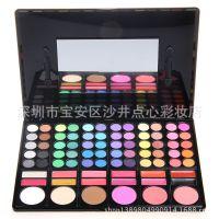 78色眼影3#,速卖通,亚马逊ebay爆款热销,彩妆盘批发现货P7803