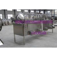 翻转式水果筛选机|大洋圣女果分级设备