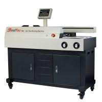 宾德胶装机S60-A4(三胶辊上胶)A4幅面 标书装订机