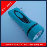 逐光018厂家直销 0.5W新款太阳能迷你手电筒 可以定制LOGO