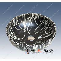 千火陶瓷 陶瓷洗脸盆批发