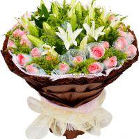 七夕鲜花一生定情,爱情花卉开放在中式情人节!