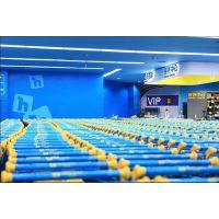河北商超运营超市3D效果设计图