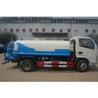 东风多利卡国四5吨绿化喷洒车厂家直销。