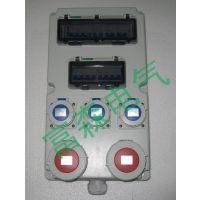 富森 ZJFSEN工业插头 美标三极电源插头 规大功率插座大孔径接线连接器