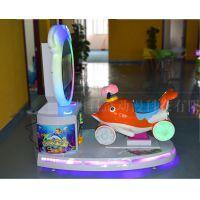 热卖海豚宝宝赛车摇摇车摇摆机 儿童乐园淘气堡电玩投币游戏机