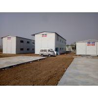 南皮县搭建双层彩钢板活动房-18654356200
