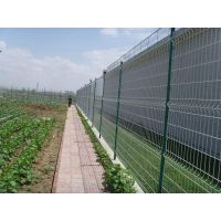 漳州交通专用安全防护网@鸿德铁路安全防御网@带框的浸塑护栏网