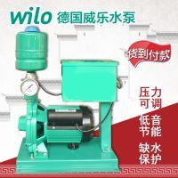 WILO威乐水泵PUN-400EH变频增压泵家用稳压泵全自动加压泵