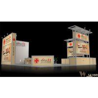 广州展览行业影响力的设计搭建公司
