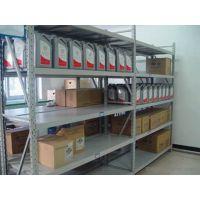 供应和田地区红光牌HG-2000型钢制重型仓储货架厂家
