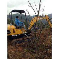 园林绿化专用挖掘机驭工YG22-9果园专用挖掘机