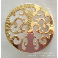 东莞锌合金压铸配件厂家 时尚女包装饰牌