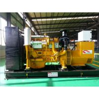天然气发电机组 200KW天然气发电机 沼气发电机组
