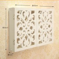 墙饰 配电箱遮挡箱 电表箱  墙上装饰 欧式壁挂壁饰 开关箱