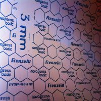 供应Frenzelit德国进口橙色菲斯利德3MM无石棉板材novapress basic