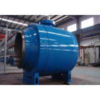 精拓钢制一体式全焊接球阀 热力管道用球阀 Q61PPL球