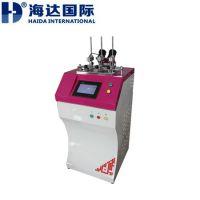 HD-R801-3海达供应热变形、维卡软化点测定仪加热功率:4kw