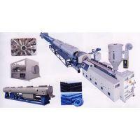 供应PE管材生产热水管设备厂家