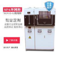 上海启克电器HXGN15-12sf6 高压开关柜,专业厂家