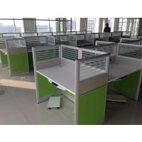 天津外企办公屏风桌 老外用屏风办公桌