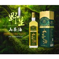 绿达野生山茶油750mL单瓶装 低温物理压榨 0添加 无污染