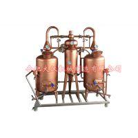 伏特加蒸馏设备 威士忌蒸馏设备 酿酒设备