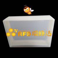 瑞蜂达供应250克塑料巢蜜盒 500克加厚巢蜜格 养蜂工具蜜蜂箱