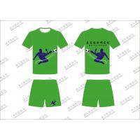 森菲雅定制运动套装男 健身服男夏季薄款跑步服短袖速干运动T恤 休闲短裤