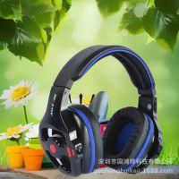 正品无线蓝牙耳机插卡mp3耳机头戴式电脑游戏耳麦通用型