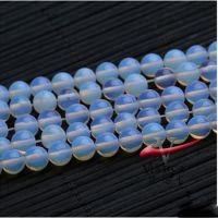 蛋白石散珠 DIY饰品配件 水晶珠子 手链串珠 圆珠批发东海水晶