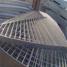 热镀锌钢格板 电厂专用热镀锌钢格板沟盖 防滑齿形钢格栅板
