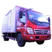 福田奥铃国五5.2米厢式货车