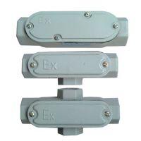 压铸铝穿线盒 化工厂防爆穿线盒