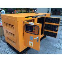 上海10KW柴油发电机SHL12KVA-TAS