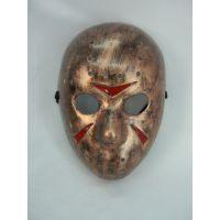 厂家直销PVC万圣节面具,化妆舞会面具,恐怖面具