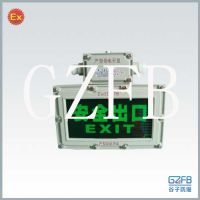 出口防爆警示标志灯220V