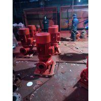 边立式消防泵 XBD 2.2/2.89-50L-160B 厂家直销