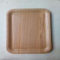沃尔美厂家批发弯曲木木质托盘,弯曲木摆件产品,餐盘