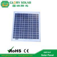 厂家定制小功率太阳能电池组件 国瑞阳光太阳能软板 可弯曲