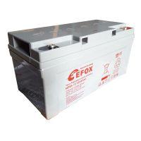EFOX铅酸蓄电池12V65AH 广州UPS专用电池报价
