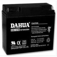 大华电池DHB12180 12V18.0AH蓄电池