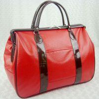 韩版时尚格子户外潮包男女款手提旅行包行李包旅游包大容量新款包
