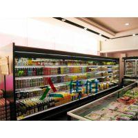 河南开封哪有卖超市风幕柜超市水果风幕柜饮料保鲜冷藏柜