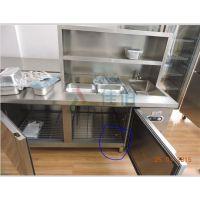 安徽奶茶店冷柜 定做奶茶店操作台 佳伯多功能奶茶柜